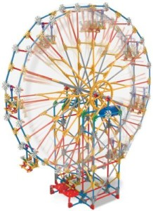 K'NEX Amusement Park Set