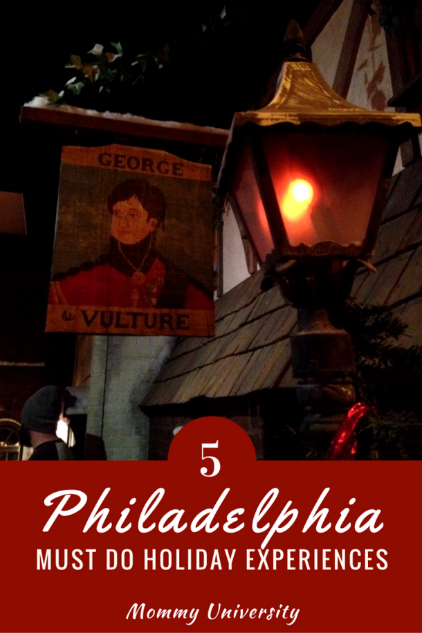 5 Must Do Holiday Experiences in Philadelphia
