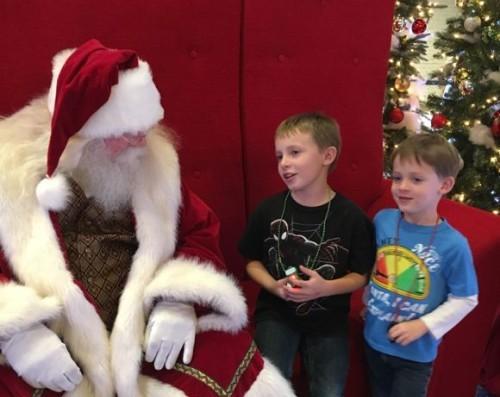 Outlets In Nj >> HO HO HO! Caring Santa: A Sensory-Friendly Experience ...