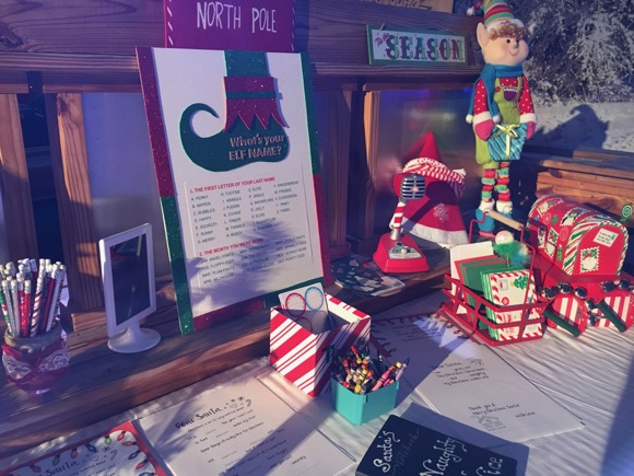 Skylands Christmas Village