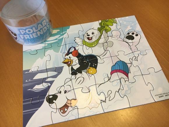 Oriental Trading Polar Puzzle