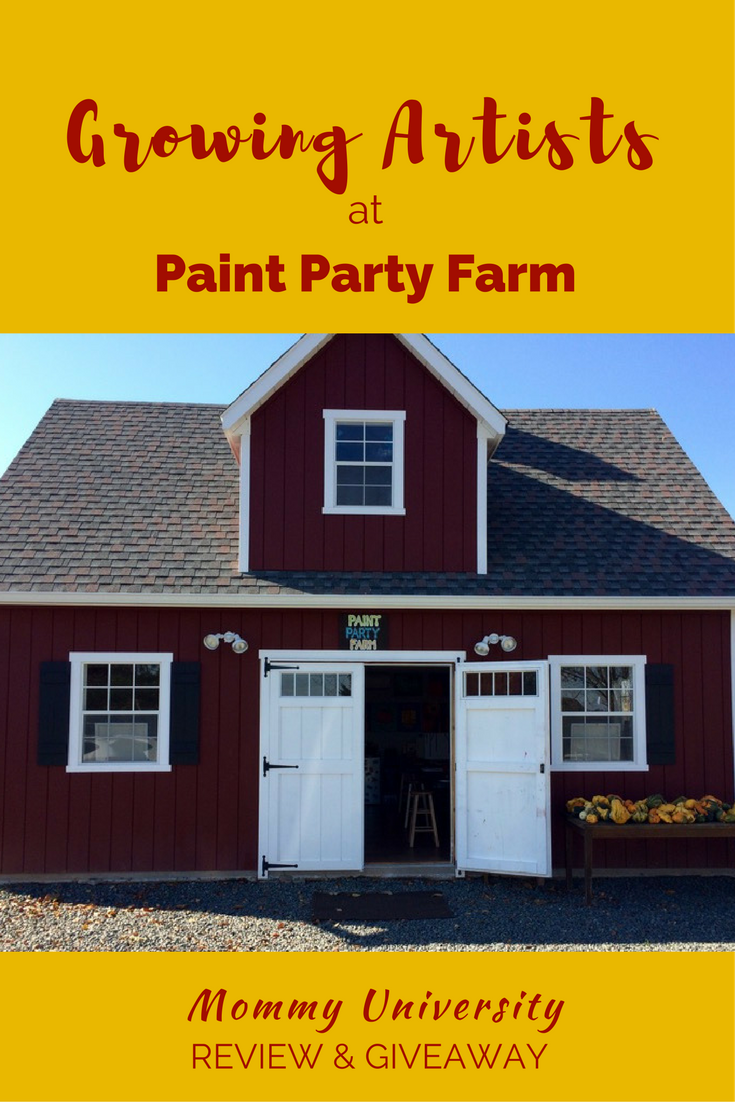 Paint Party Farm