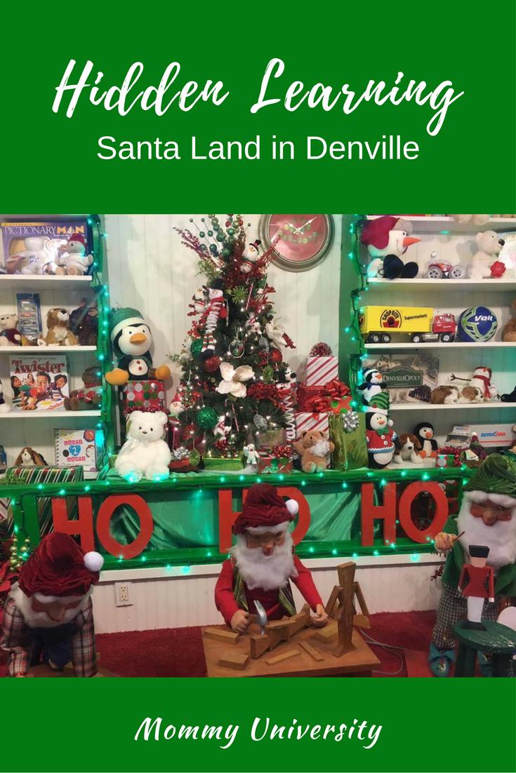 Santa Land Denville