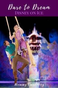 Dare to Dream: Disney on Ice