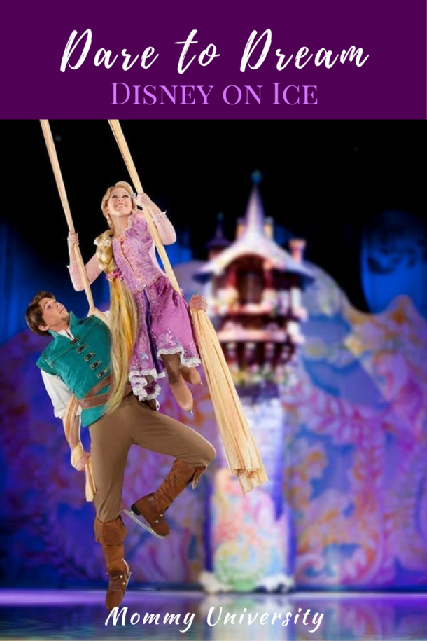 Dare to Dream: Disney on Ice
