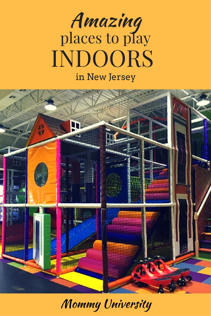 Amazing Places to Play Indoors in NJ