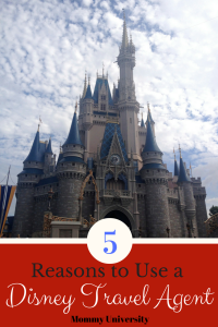 5 Reasons to Use a Disney Travel Agent