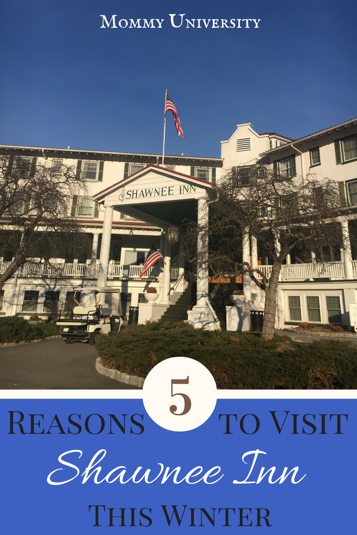5 Reasons to Visit Shawnee Inn This Winter