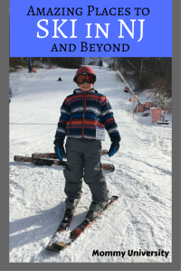 Amazing Places to Ski in NJ and Beyond