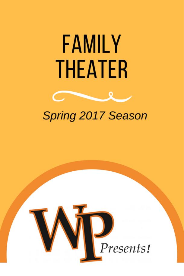 WP Presents! Spring 2017 Season