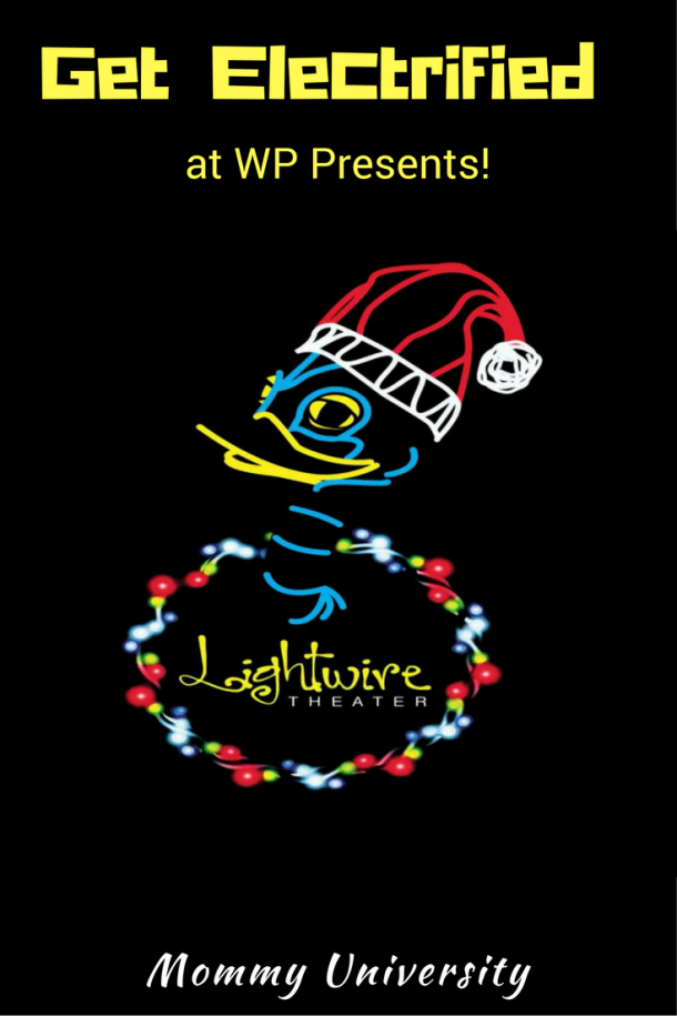 Get Electrified at WP Presents!