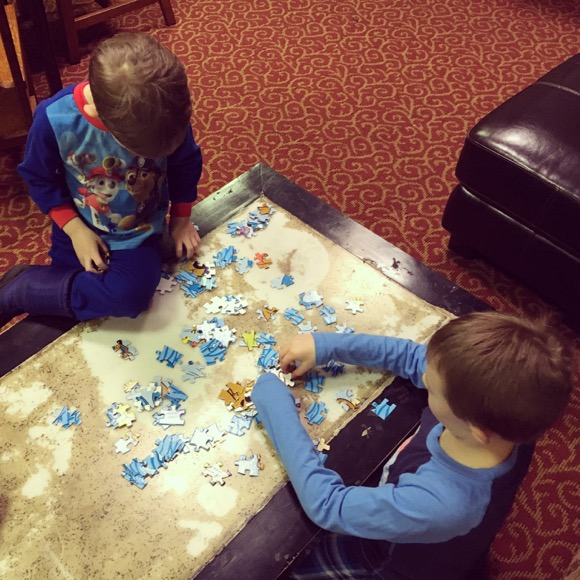 Shawnee Inn Puzzle