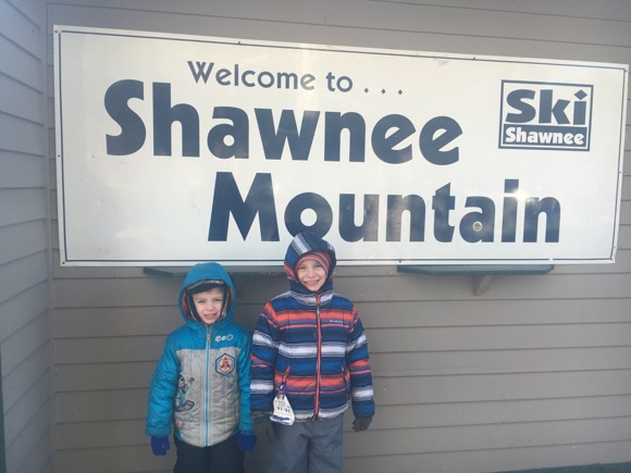 Welcome to Shawnee Mountain