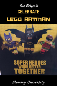 Fun Ways to Celebrate Batman Lego