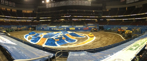 Monster Jam Arena