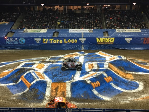 Monster Jam Speedsters