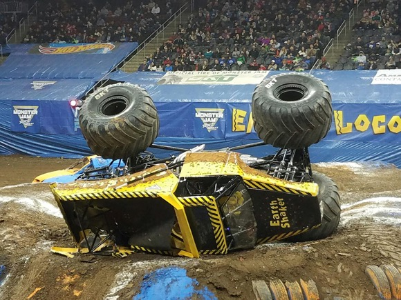 Monster Jam Crash