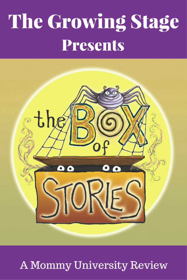 The Growing Stage Presents The Box of Stories