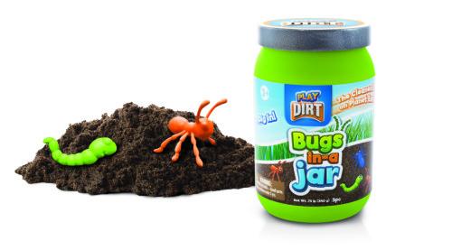 Bugs in a Jar