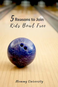 5 Reasons to Join Kids Bowl Free Summer Program