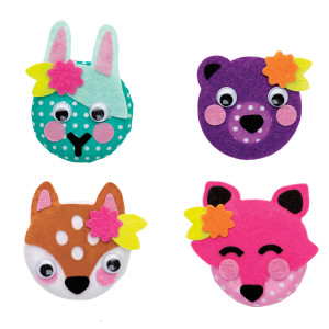 CFK Animal Buttons #2