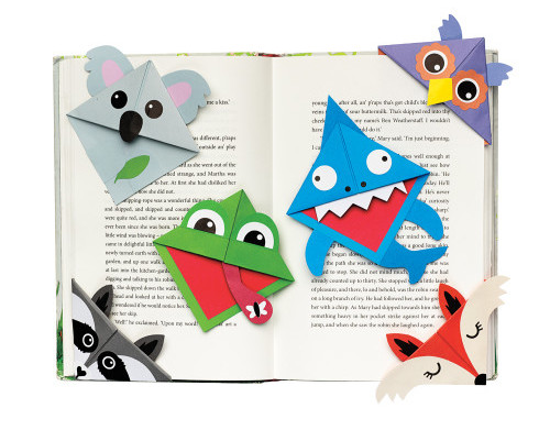CFK Corner Creature Bookmarks #2