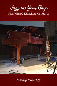 Jazz up Your Days with WBGO Kids Jazz Concerts