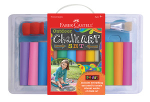 Faber Castell Do Art Outdoor Chalk Art Set