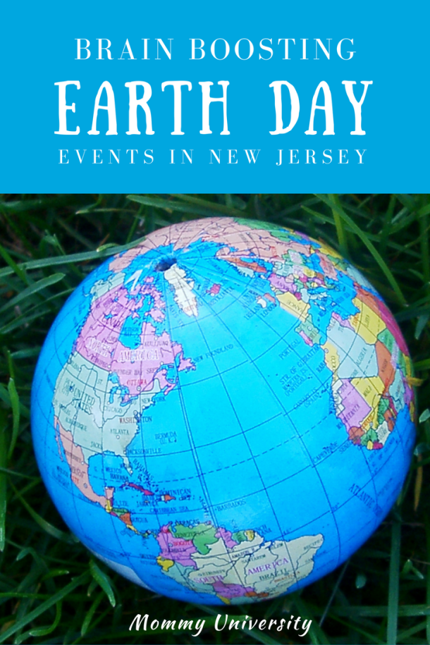 Brain Boosting Earth Day Events in NJ
