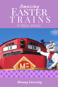 Amazing Easter Trains in NJ