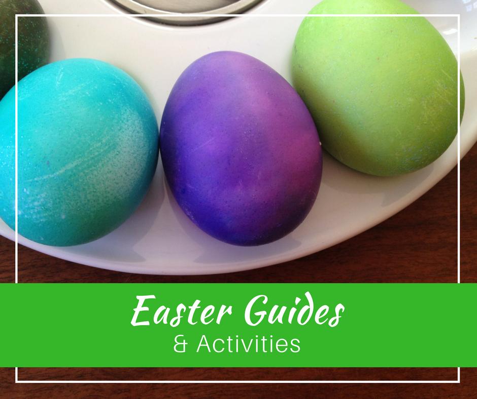 Easter sidebar
