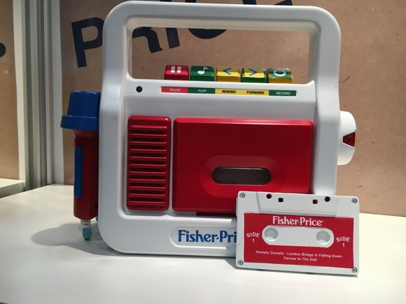Fisher-Price Classic Tape Recorder