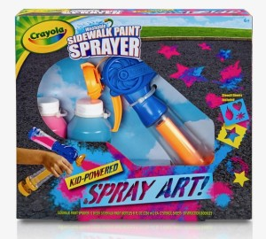 Crayola Spray Art