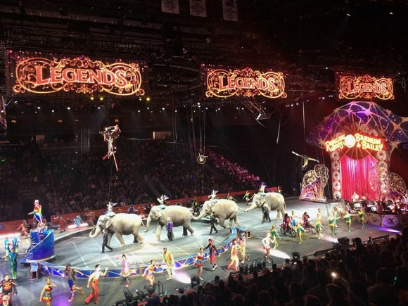 Ringling Bros. Legends