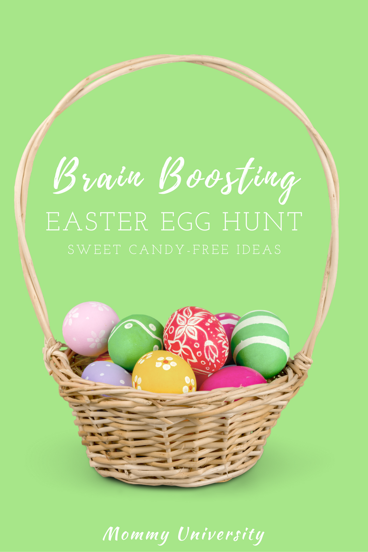 10 brain boosting easter egg hunt ideas without the candy for Easter egg ideas
