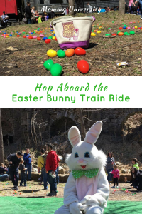 Easter Bunny Train Ride