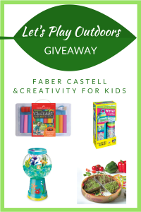 Let's Play Outdoors Giveaway