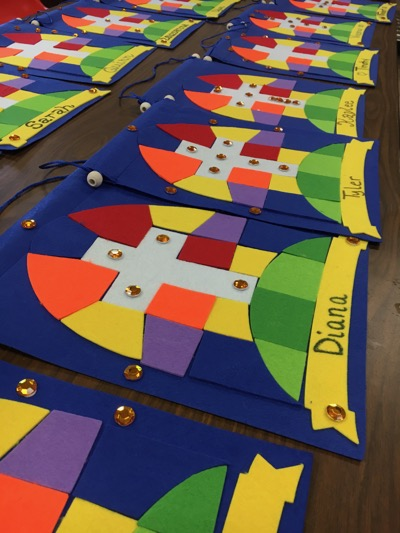 Class Communion Banners