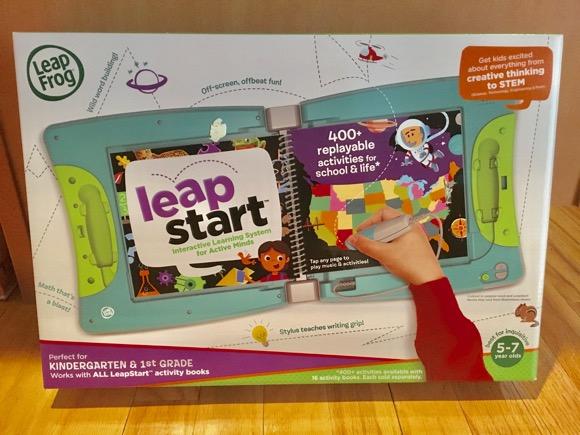 LeapFrog LeapStart System