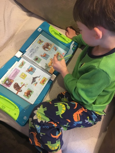 Independent Learning with LeapStart