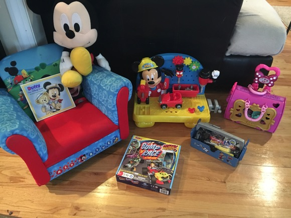 Disney Kids Mickey Station