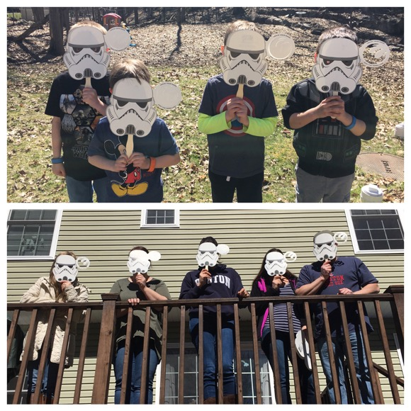 Storm Trooper Masks