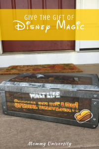 Give the Gift of Disney Magic with Walt Life