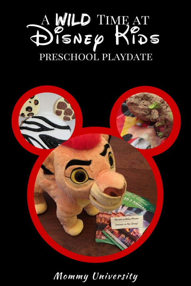 Disney Kids Preschool Playdate