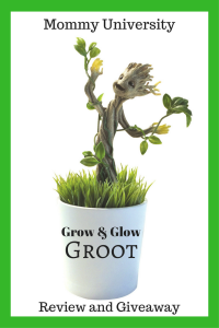 Grow and Glow Groot