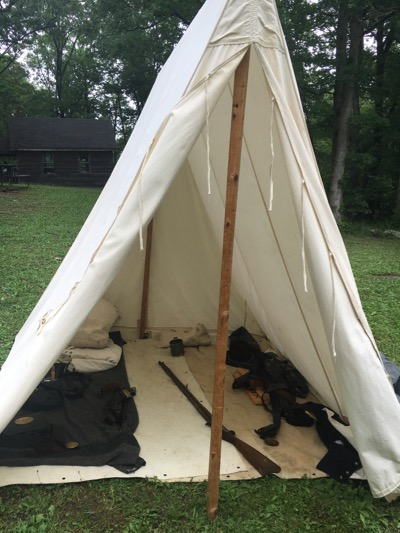 Soldier Tent