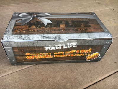 Walt Life Box
