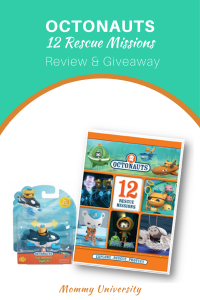 Octonauts Review and Giveaway