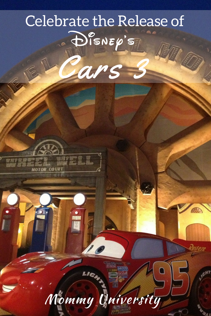 Celebrate the Release of Cars 3