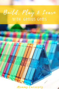 Build Play and Learn at Genius Gems